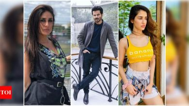 Happy Birthday, Anil Kapoor: Kareena Kapoor Khan to Disha Patani, celebs pour in wishes on social media - Times of India