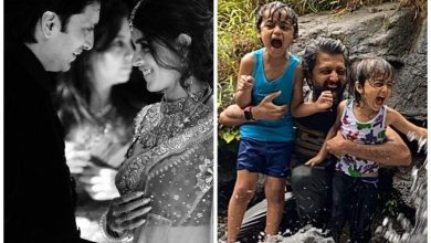 Happy Birthday, Riteish Deshmukh: FIVE adorable moments of the actor with wifey Genelia D'Souza and kids, Rahyl and Riaan  | The Times of India