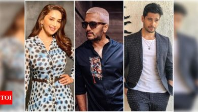 Happy Birthday, Riteish Deshmukh: Madhuri Dixit to Sidharth Malhotra, B-town stars pour in wishes on social media - Times of India