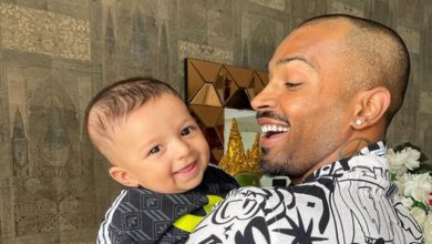 Hardik Pandya Shares an Adorable Pic with Son Agastya; Have You Seen it Yet?
