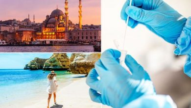 Holidays: Spain, Dubai, Turkey & Portugal covid test requirements - and how to get tested