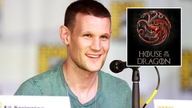 Matt Smith Joins The House Of The Dragon
