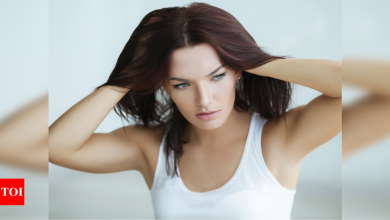 How to maintain a healthy scalp this winter - Times of India