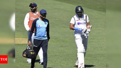 IND vs AUS: Shami suffers wrist fracture, set to miss remainder of Test series; Siraj in line for debut   Cricket News - Times of India