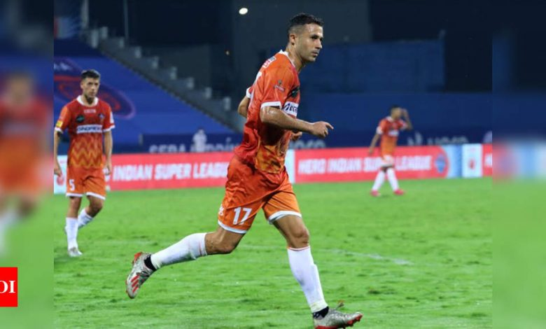 ISL: Angulo's strike hand FC Goa 1-0 win over Odisha FC | Football News - Times of India