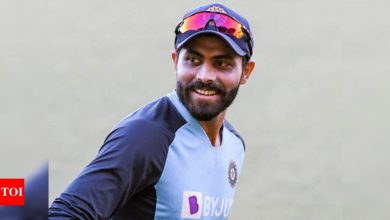 If fit, Jadeja likely to replace Vihari in playing XI for Boxing Day Test   Cricket News - Times of India