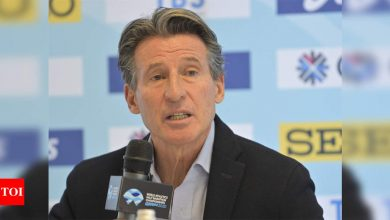 I'm not sure Russian doping issue can be resolved in 'near future', says World Athletics chief Coe | More sports News - Times of India
