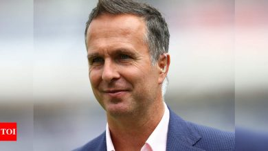 India could lose Test series 0-4 in Australia: Vaughan | Cricket News - Times of India