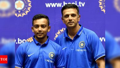 India need someone like Rahul Dravid on overseas tours to help youngsters like Prithvi Shaw, says Monty Panesar   Cricket News - Times of India