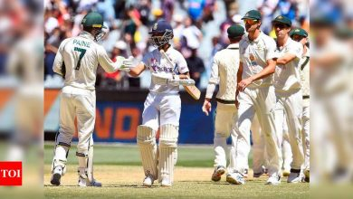 India script a comeback for the ages at MCG, win by 8 wickets to level series | Cricket News - Times of India