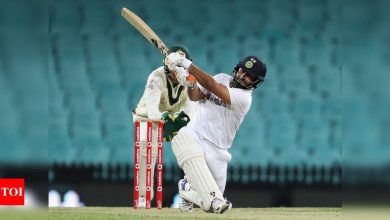India stretch lead to 472 against Australia A on Day 2 of warm up game | Cricket News - Times of India