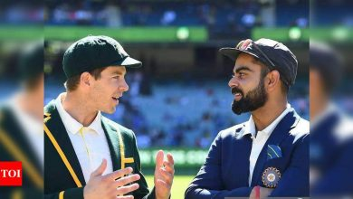 India vs Australia:  'Bring it on': Australia plot India's downfall under Adelaide lights | Cricket News - Times of India