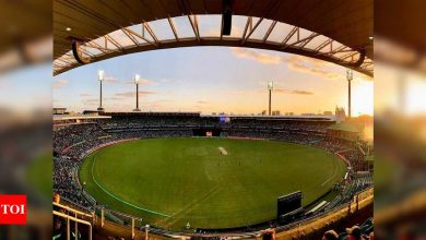 India vs Australia:  India vs Australia: Sydney offers to host two Tests | Cricket News - Times of India