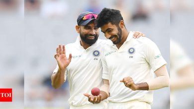 India vs Australia: India's pace attack to trouble Australian top order, says Aakash Chopra | Cricket News - Times of India