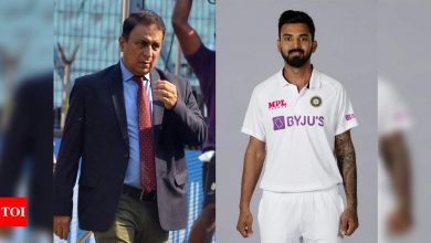 India vs Australia: KL Rahul should replace Shaw in playing XI, says Gavaskar | Cricket News - Times of India