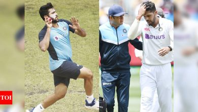 India vs Australia: Shardul Thakur likely to play in Sydney Test, Umesh Yadav out of series | Cricket News - Times of India