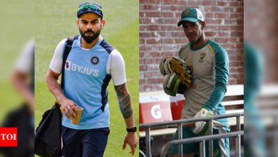 India vs Australia Test Series: More fire than friendly! | Cricket News - Times of India