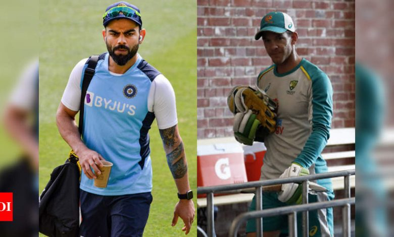 India vs Australia Test Series: More fire than friendly!   Cricket News - Times of India