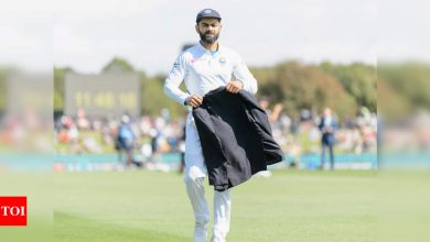 India vs Australia Tests: India will miss Virat Kohli dearly, hope they take 1-0 lead before he leaves: Farokh Engineer | Cricket News - Times of India