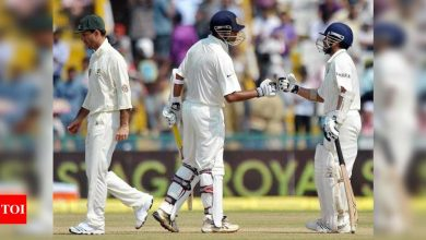 India vs Australia: Top five run-getters in Tests Down Under | Cricket News - Times of India