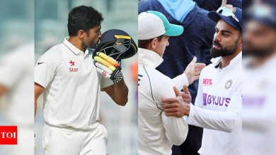 Indian Test cricket's uncanny coincidence of December 19 | Cricket News - Times of India