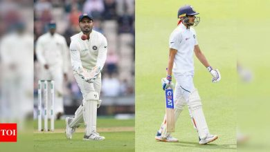 Indian team management keen to focus on grooming next generation of Test cricketers   Cricket News - Times of India