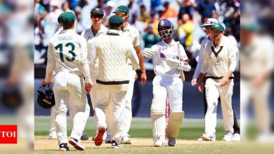 India's big win at MCG draws worldwide applause   Cricket News - Times of India