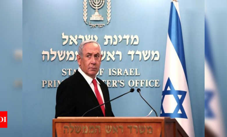 Israel heads to new elections as government collapses - Times of India