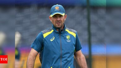 It's just been very poor batting so far from Australia: Ponting   Cricket News - Times of India