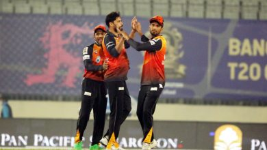 Jahurul Islam, Mashrafe Mortaza power Gemcon Khulna into final