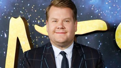 James Corden hints he may exit 'Late Late Show' — and the US