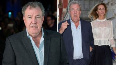 Jeremy Clarkson addresses telling fans to 'go away' after refusing selfie at mum's funeral
