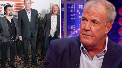 Jeremy Clarkson fears being 'murdered or eaten' as he films The Grand Tour 'It's horrible'