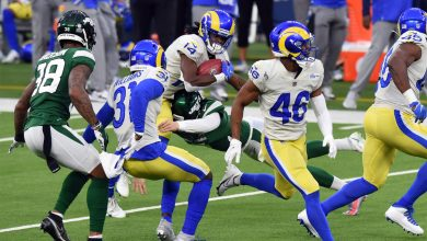 Jets punter Braden Mann may have changed history with Rams tackle