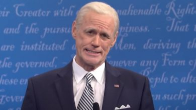 Jim Carrey says his time playing Joe Biden on 'Saturday Night Live' has come to an end
