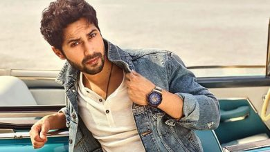 Varun Dhawan wraps up first schedule of