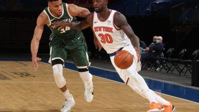 Julius Randle couldn't be more different in second Knicks season