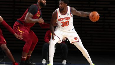 Julius Randle is still the Knicks' best player amid youth-movement buzz