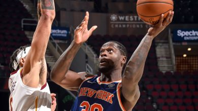 Julius Randle's triple-double propels Knicks to second straight win