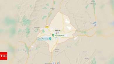 Kabul's deputy governor killed in a blast in Afghanistan -official - Times of India
