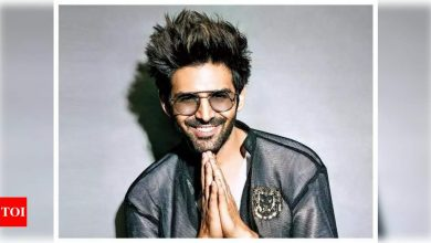 Kartik Aaryan on spending quality time with his family in 2020: I will remember this break for a long time - Times of India