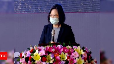 Keep calm, Taiwan says after first local Covid-19 case in 8 months - Times of India
