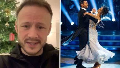 Kevin Clifton speaks out on 'danger' in Ranvir Singh and Giovanni's Strictly partnership