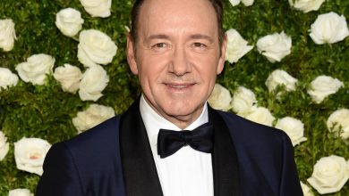 Kevin Spacey continues his bizarre Christmas tradition of releasing a tone-deaf video