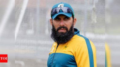 Kiwis utilised their resources well in T20I series, says Misbah-ul-Haq | Cricket News - Times of India