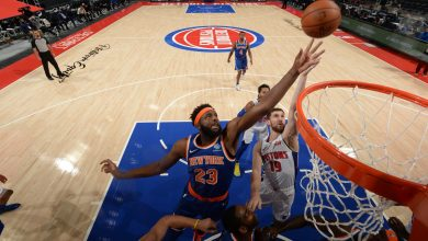 Knicks' Mitchell Robinson-Nerlens Noel duo delivers defensively
