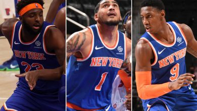 Knicks' best chance in endless star search may come from within