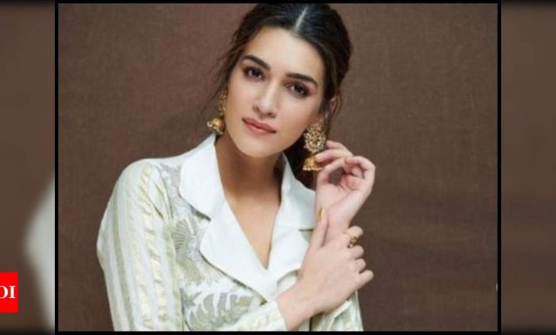Kriti Sanon releases an official statement as she tests negative for COVID-19; thanks BMC and her doctor for the assistance - Times of India