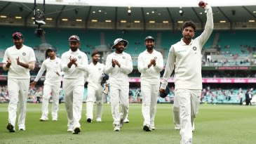 Kuldeep Yadav backs spin for pink-ball Test: 'Difficult to read spinners at night'