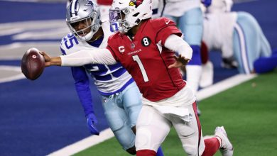 Kyler Murray likely to cause mayhem against Giants